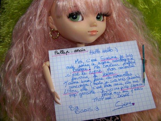 Lilou & Sixtine 💘