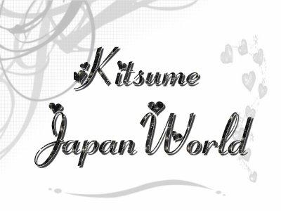 SOMMAIRE de Kitsume Japan World $)