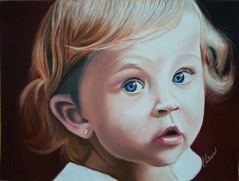 Portrait d'enfant !