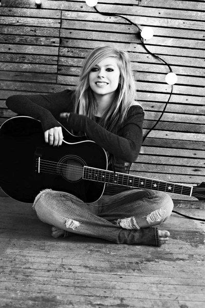 Avril Lavigne . ♥