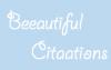BeeautifulCitaations