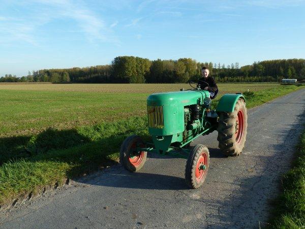 Fendt Dieselross F25 de +/- 1950