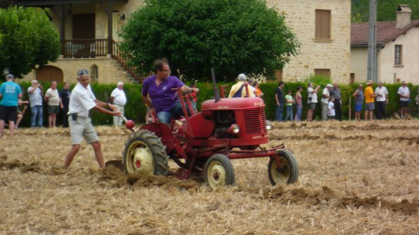 Expo agricole St-Cybranet (France)
