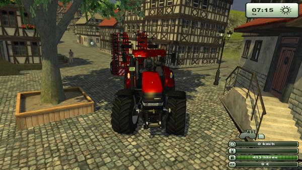 Test de mods dans Farming Simulator