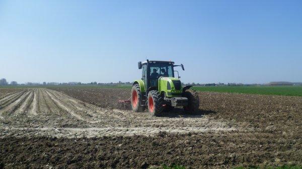 Préparation des sols