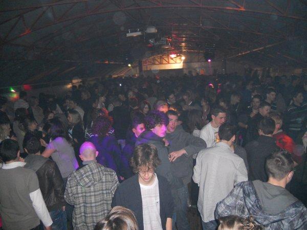 Bal des jeunes St Martin la Sauveté mars 2011