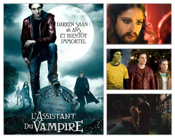 l 39 assistant du vampire 2009 films preferes de l. Black Bedroom Furniture Sets. Home Design Ideas