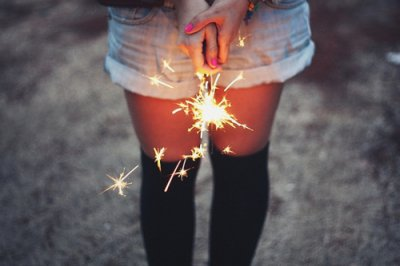 *every day is a firework *