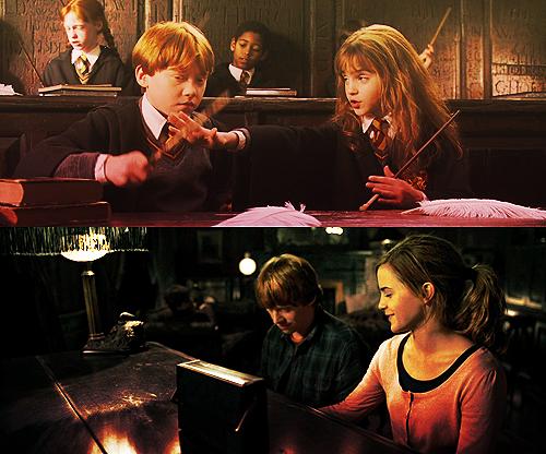 """"""" La décision la plus infime peut tout changer . """" Entre toi et moi"""