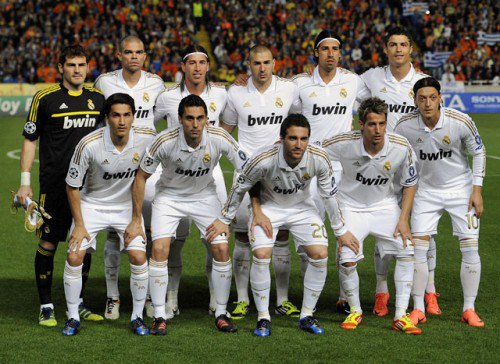 real de madrid