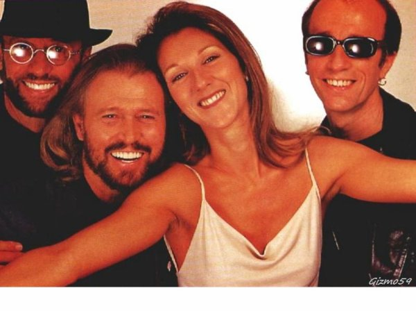 Céline dion & Bee gees immortality