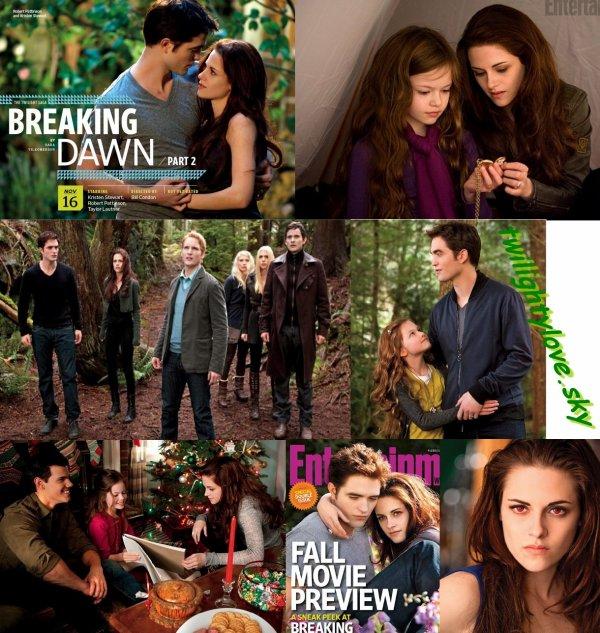 SPOILER nouvelle photos Twilight 4 Chapitre 2