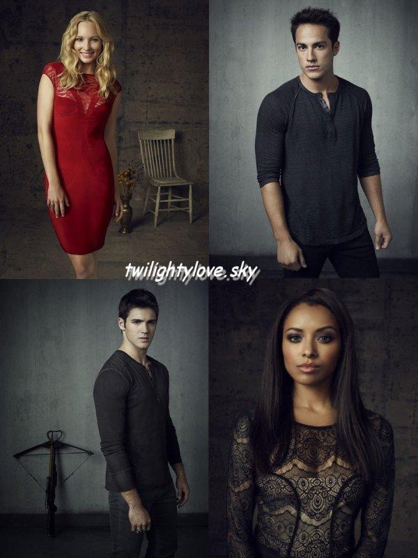 Shooting Vampire Diaries