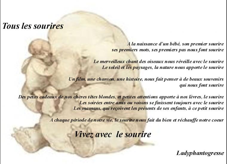 Texte de LADYPHANTOGRESSE