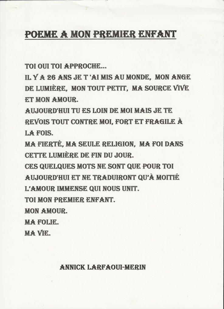 Texte de Annick L.M