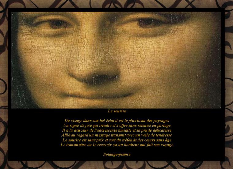 Texte de Solange Poème