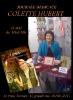 Dédicace par Colette HUBERT - 31 mai---  est reportée   à une date ulterieure