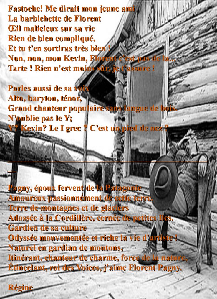 Texte de Régine F.