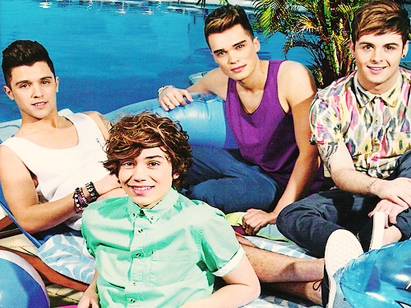 Union J - Top Of The Pops