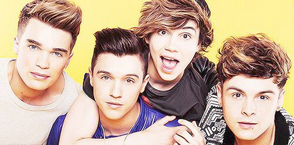 Union J - Shout Magazine