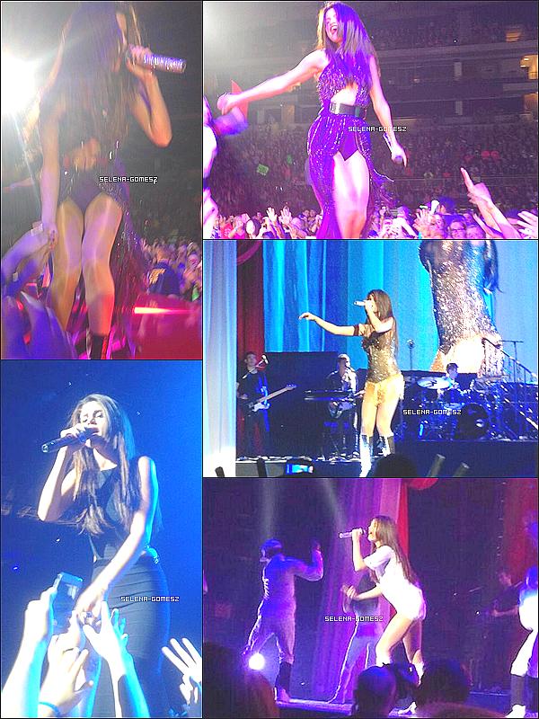 . 11.10.13 : Stars Dance tour, à Pittsburgh, Pensilvanie + Meet & Greet + Photos Instagram de Selena  .