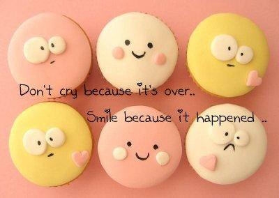 smile b'coz it happened :)