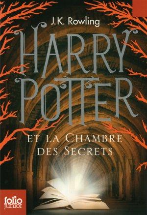 Harry Potter et la chambre des secrets | J.K Rowling