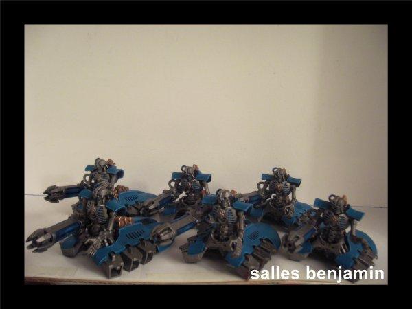 6 destroyers nécron