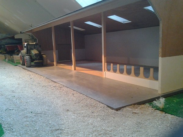 Petit bâtiment d'élevage...