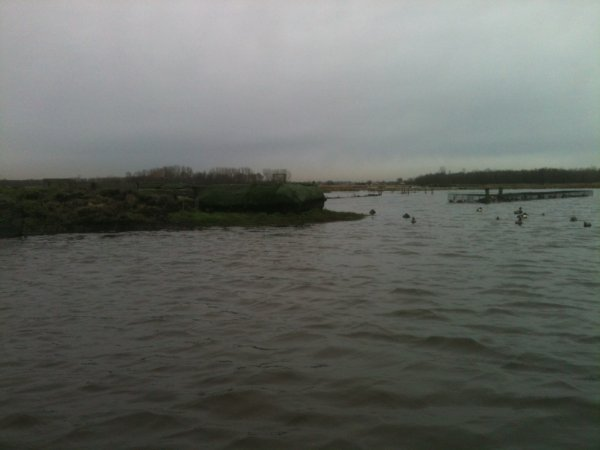 marais en eau