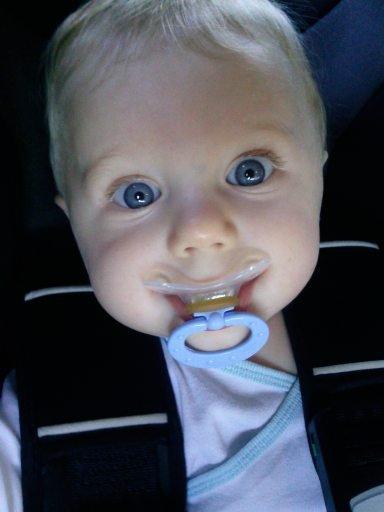 Alexandre 6 mois et 9 jours