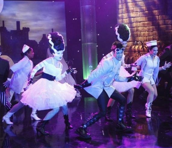 Bella Thorne et Zendaya Coleman : Shake It Up Halloween, un déguisement surprenant