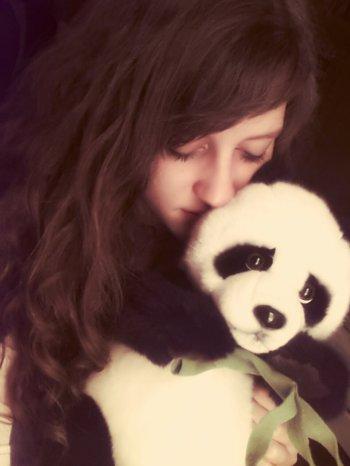 Panda power ♥
