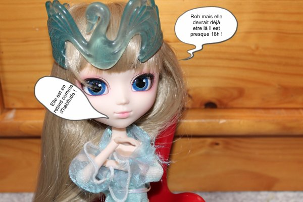 La vie de mes doll #1 partie 2/4