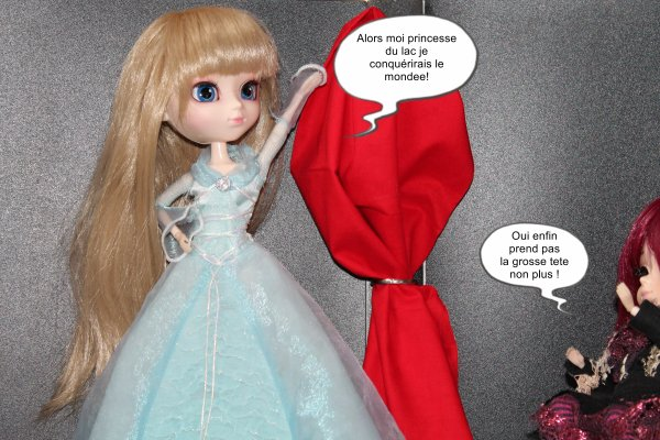 La vie de mes doll #1 partie 4/4