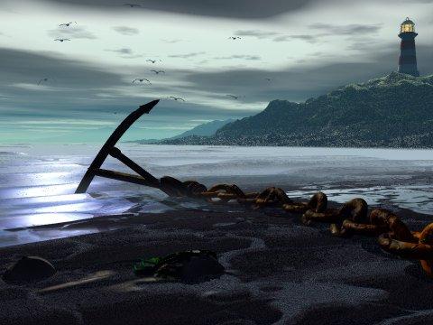 Le mouvement des marées.....