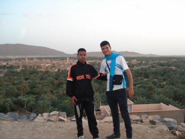 Avec Mohsin Bahloul