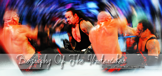 The Undertaker__________________________History About The Undertaker______________________X-WWE-Undertaker-X