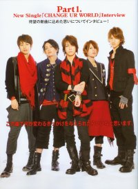 Arena 37°c - KAT-TUN parties 1 et 2 (2010.11.30)