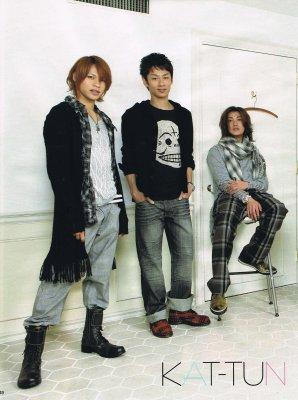 MYOJO, 12.2009 - partie Jin et Junno