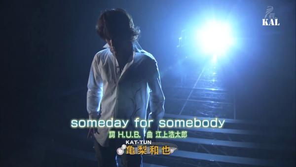 Someday for somebody… le Retour ! (non non, pas toi Laura ! lol !)