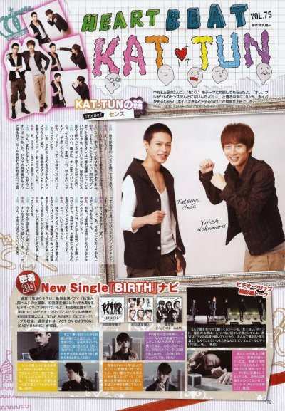 POTATO 01.2012, Heart Beat vol.75 - Uepi-Maru
