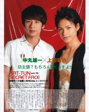 DUET 08.2012 Maru et Uepi (Secret Face vol.75)