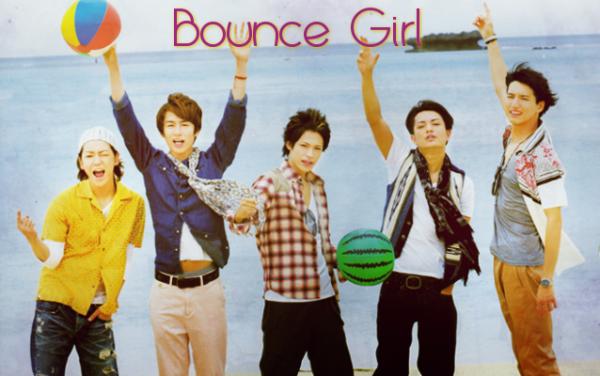 Paroles Bounce Girl