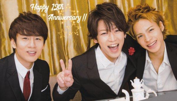 Happy 12th Anniversary !