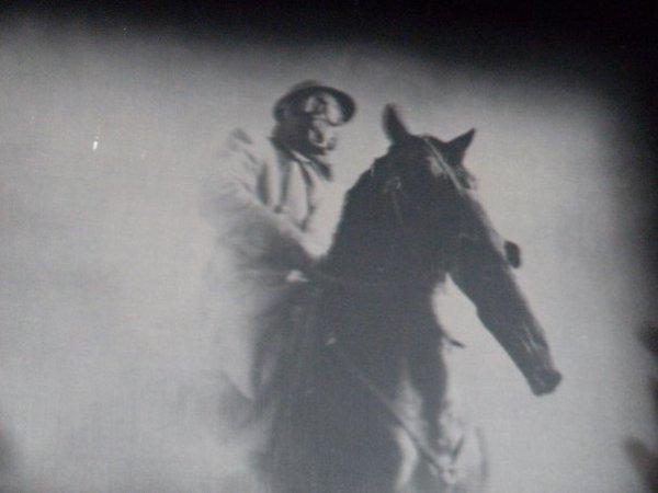 cheval intro de la tournée meteor tour