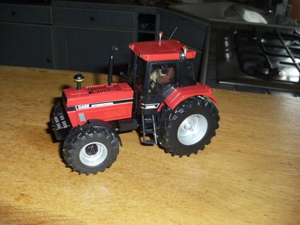 Modification CASE IH 1255 XL