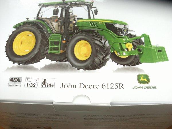 JOHN DEERE 6125 R  WIKING