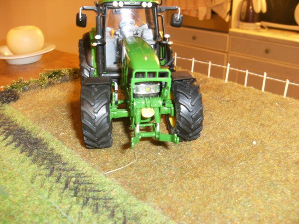 MODIFICATION JOHN DEERE 6930 PREMIUM ET 7430 PREMIUM