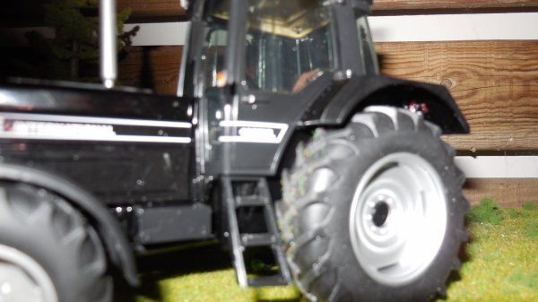 CASE IH 1255 BLACK EDITON AGRITECHNICA